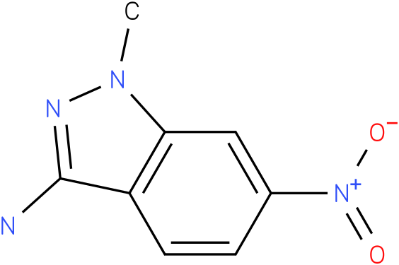 1-methyl-6-nitro-1H-indazol-3-amine