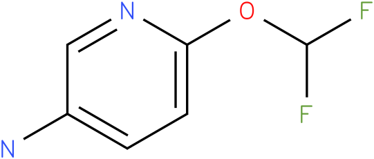 6-(difluoromethoxy)pyridin-3-amine