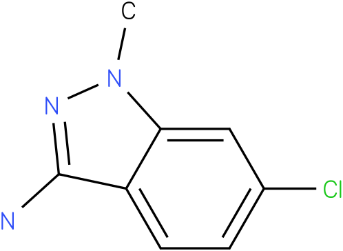 3-Amino-6-chloro-1-methyl-1H-indazole