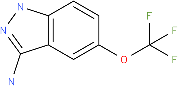 5-(trifluoromethoxy)-1H-indazol-3-amine