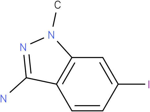 6-iodo-1-methyl-1H-indazol-3-amine