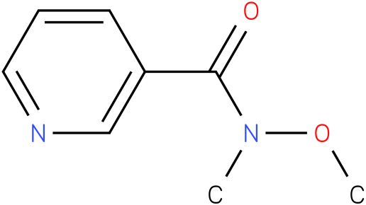 N-methoxy-N-methylnicotinamide