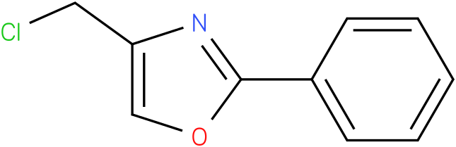 4-CHLOROMETHYL-2-PHENYL-OXAZOLE