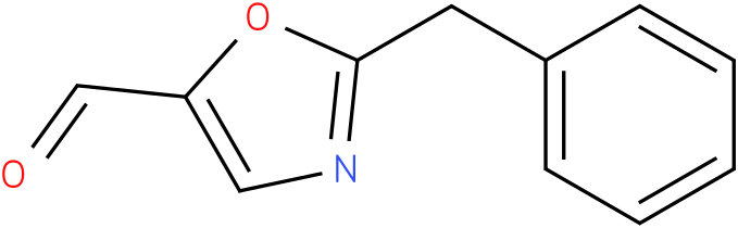 2-benzyloxazole-5-carbaldehyde