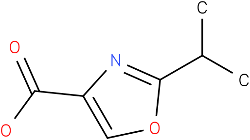 2-isopropyloxazole-4-carboxylic acid