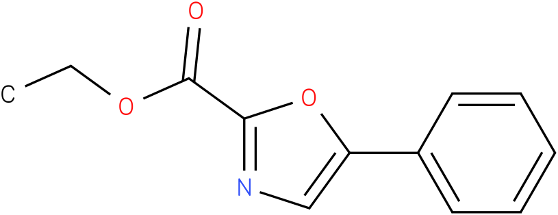 ethyl 5-phenyloxazole-2-carboxylate