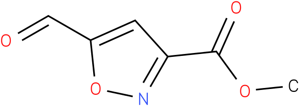 methyl 5-formylisoxazole-3-carboxylate