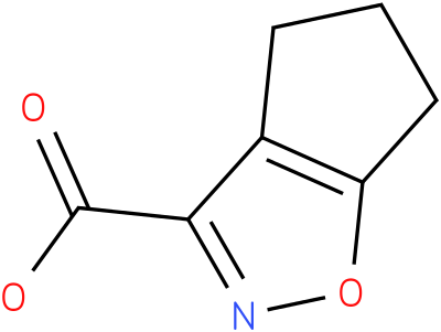 5,6-dihydro-4H-cyclopenta[d]isoxazole-3-carboxylic acid
