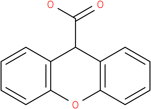 Xanthene-9-carboxylic acid