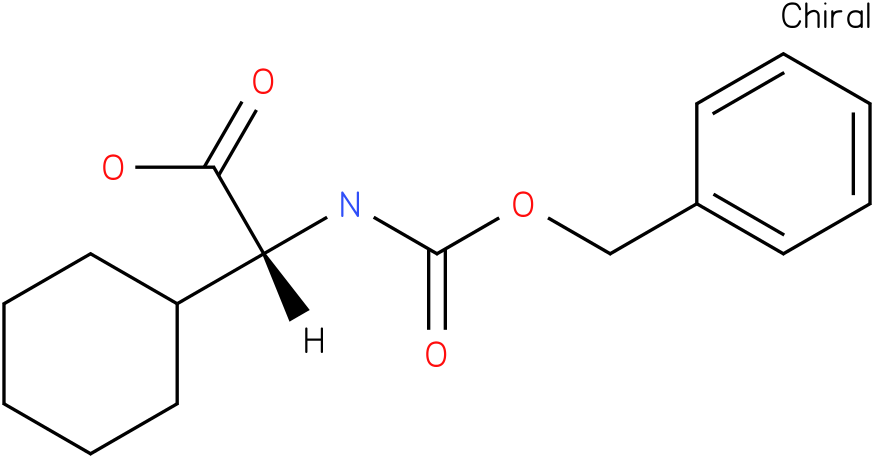 Z-D-Cyclohexylglycine