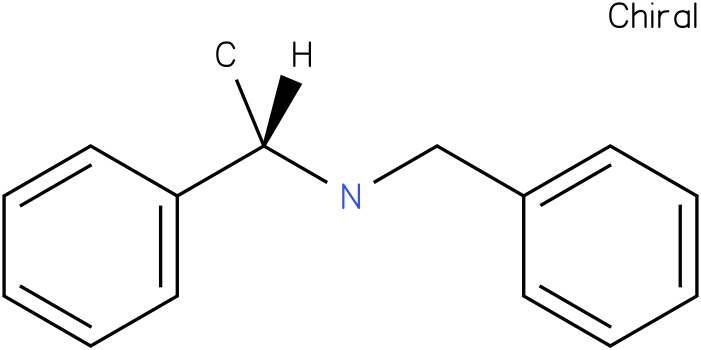 S(-)-N-Benzyl-alpha-Phenylethylamine
