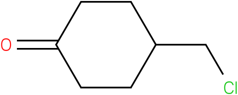 4-(chloromethyl)cyclohexanone