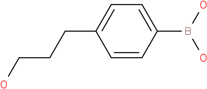 4-(3-Hydroxypropyl)phenylboronic acid