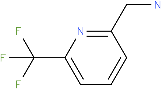 C-(6-Trifluoromethyl-pyridin-2-yl)-methylamine