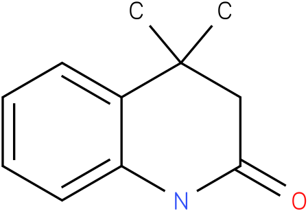4,4-DIMETHYL-3,4-DIHYDRO-1H-QUINOLIN-2-ONE