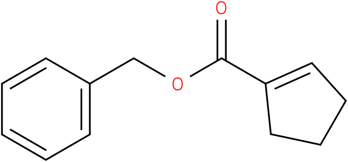 benzyl cyclopent-1-enecarboxylate