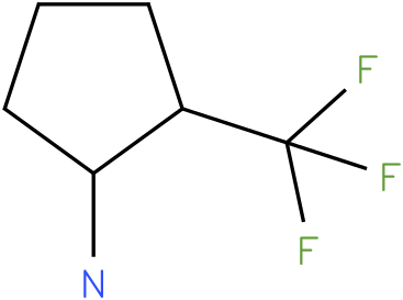 2-Trifluoromethyl-cyclopentylamine