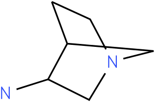 1-Aza-bicyclo[2.2.1]hept-3-ylamine