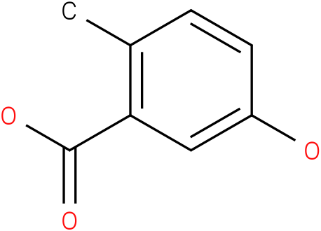 5-Hydroxy-2-methylbenzoic acid