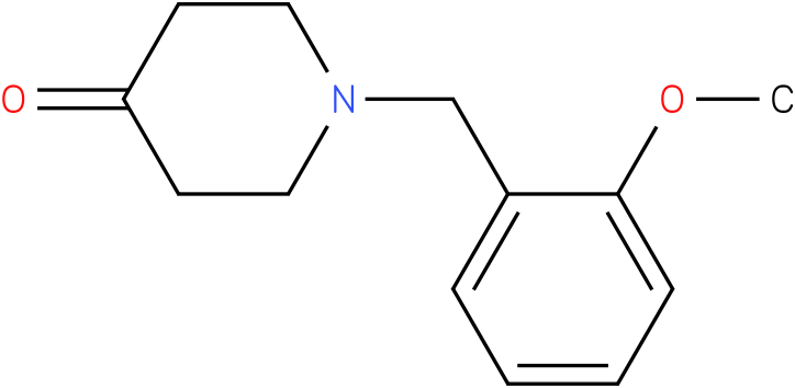 1-(2-METHOXYBENZYL)PIPERIDIN-4-ONE