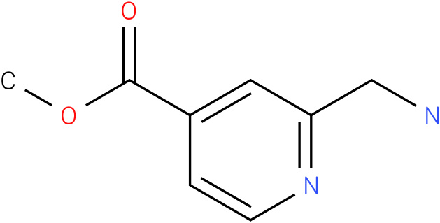 2-Aminomethyl-isonicotinic acid methyl ester