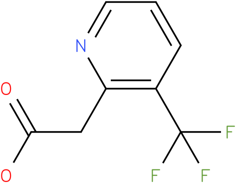 (3-Trifluoromethyl-pyridin-2-yl)-acetic acid