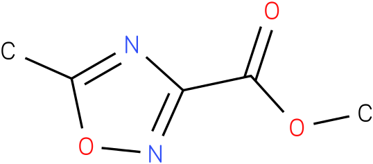 METHYL 5-METHYL-1,2,4-OXADIAZOLE-3-CARBOXYLATE