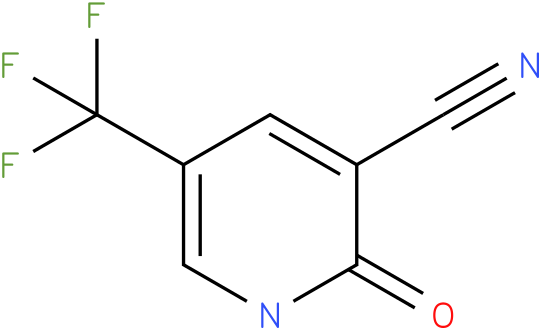 2-hydroxy-5-trifluoromethyl-nicotinonitrile
