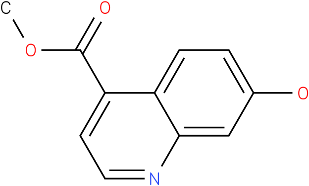 7-Hydroxy-quinoline-4-carboxylic acid methyl ester