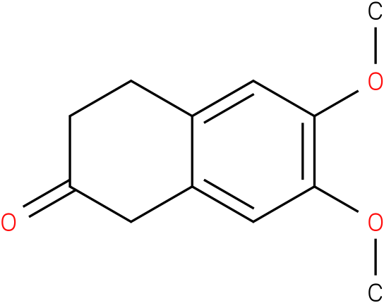 6,7-dimethoxy-1,2,3,4-tetrahydronaphthalen-2-one