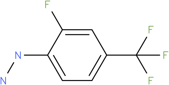 2-Fluoro-4-(trifluoromethyl)phenylhydrazine