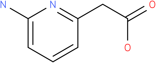(6-Amino-pyridin-2-yl)-acetic acid