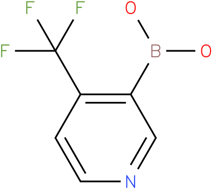 4-(Trifluoromethyl)pyridine-3-boronic acid