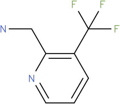 C-(3-Trifluoromethyl-pyridin-2-yl)-methylamine