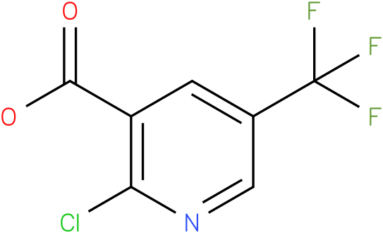 2-chloro-5-(trifluoromethyl)pyridine-3-carboxylic acid
