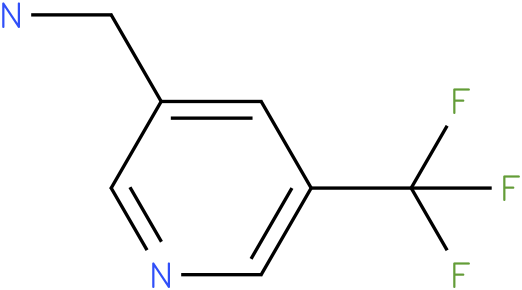 C-(5-Trifluoromethyl-pyridin-3-yl)-methylamine