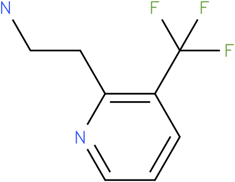 2-(3-Trifluoromethyl-pyridin-2-yl)-ethylamine