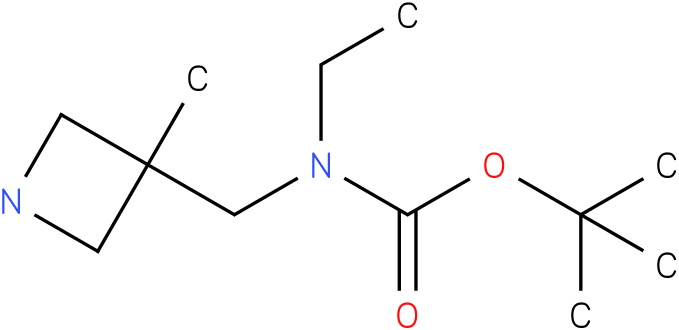 Ethyl-(3-methyl-azetidin-3-ylmethyl)-carbamic acid tert-butyl ester