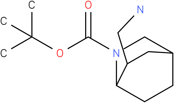 endo-6-Aminomethyl-2-aza-bicyclo[2.2.2]octane-2-carboxylic acid tert-butyl ester