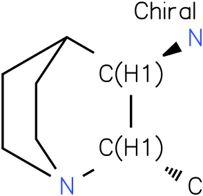 2S,3R-2-Methyl-1-aza-bicyclo[2.2.2]oct-3-ylamine