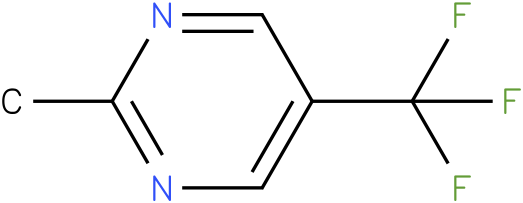 2-Methyl-5-trifluoromethyl-pyrimidine