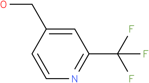 (2-Trifluoromethyl-pyridin-4-yl)-methanol