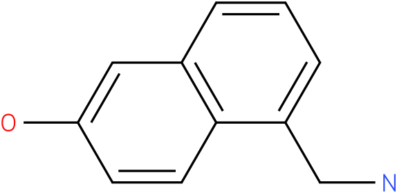 5-Aminomethyl-naphthalen-2-ol