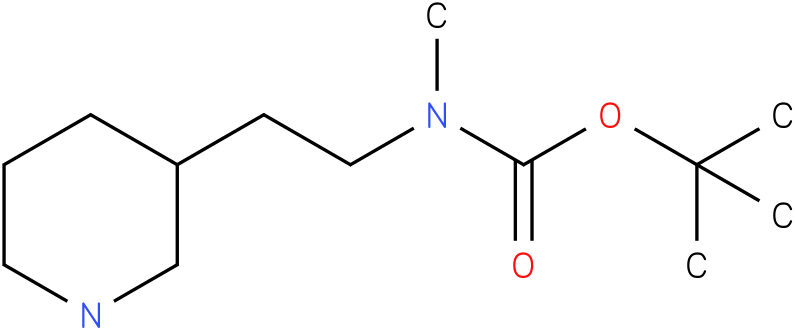 Methyl-(2-piperidin-3-yl-ethyl)-carbamic acid tert-butyl ester
