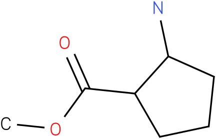2-Amino-cyclopentanecarboxylic acid methyl ester