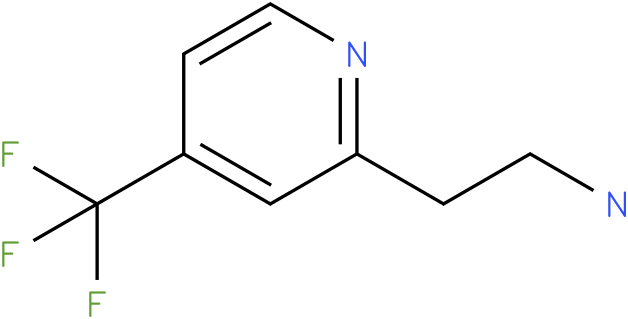 2-(4-Trifluoromethyl-pyridin-2-yl)-ethylamine