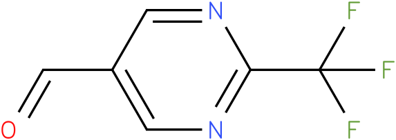 2-(trifluoromethyl)pyrimidine-5-carbaldehyde