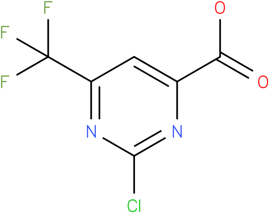 2-hydroxy-6-trifluoromethyl-pyrimidine-4-carboxylic acid