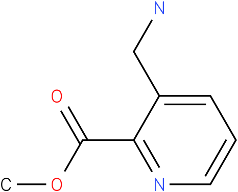 3-Aminomethyl-pyridine-2-carboxylic acid methyl ester