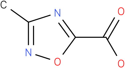 3-METHYL-1,2,4-OXADIAZOLE-5-CARBOXYLIC ACID